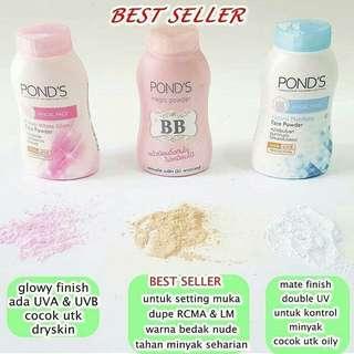 ORIGINAL !! Pond's magic powder