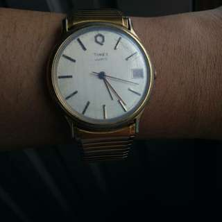 Original Timex watch quartz preloved from US