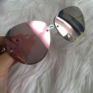 BNWOT Forever 21 pink sunglasses