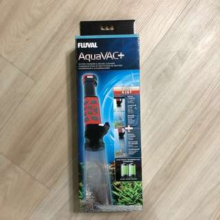 Fluval Aquavac+ Gravel cleaner