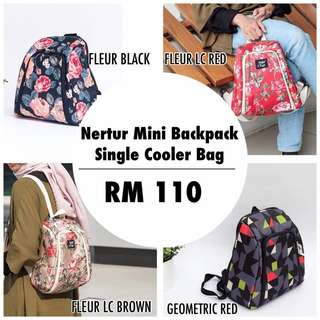 Mini Backpack Single Cooler