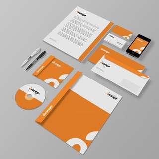 Professional Graphic Design Work
