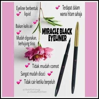 Miracle Black Eyelinet