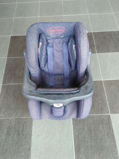 Sweet Cherry - Baby Car Seat with belt