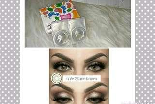 Soflen 2tone Brown