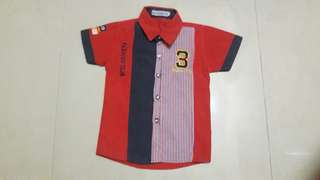Shirt for 2-3 years old