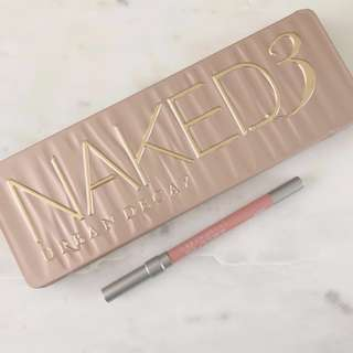 NAKED3 URBAN DECAY MAKEUP BUNDLE