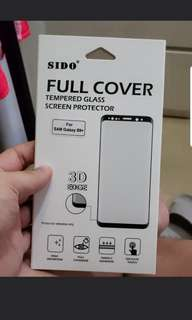 SIDO Full Cover Samsung Galaxy S9+ 玻璃熒幕保護貼