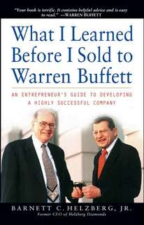 What I Learned Before I Sold to Warren Buffett (ebook)