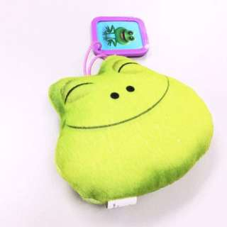 [FREE WITH ANY PURCHASE] The Emoji Movie Frog Plushie.