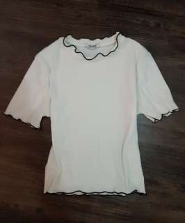 Zara top small