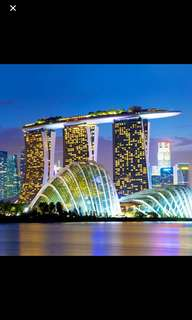 MBS Deluxe Room offer 12/6-13/6 two night