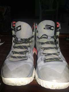 Underarmour charge