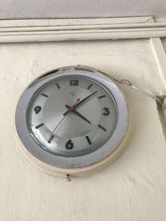Old antique Wall clock