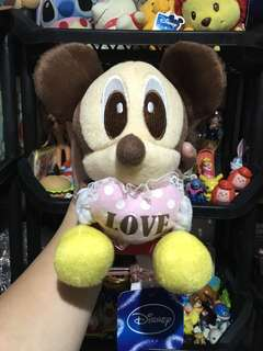 Mickey with love pillow