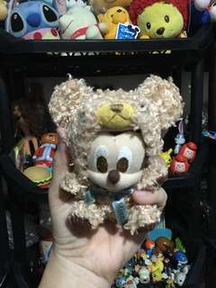 Small brown color mickey