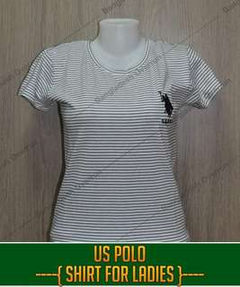 Bran new US Polo shirt for ladies