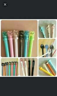 3D pop out pens