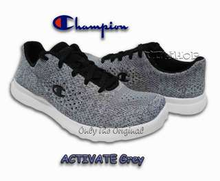 Sepatu Anak CHAMPION-ACTIVATE, Grey. 171683D10. 100%Original