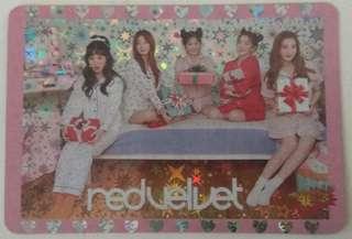 Red Velvet 閃卡