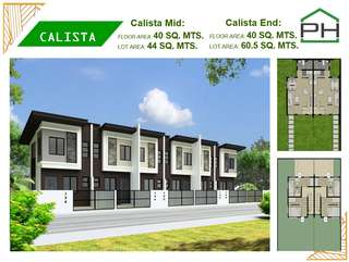 House and Lot for Sale in Lipa, Batangas! 2Br, 1T&B, and 1 car Garage