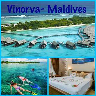 Summer In Maldives