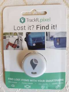 TRACKR PIXEL FIND LIST LOST ITEMS