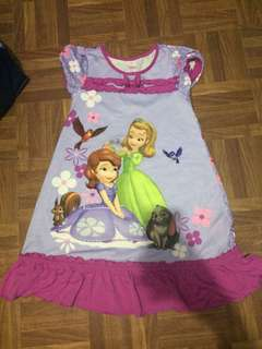 sleeping dress or pambahay