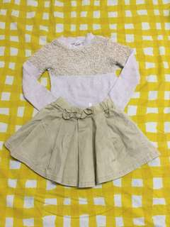 OOTD clothes for toddlers/Kids