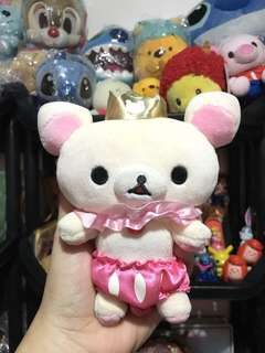 Korilakkuma with crown