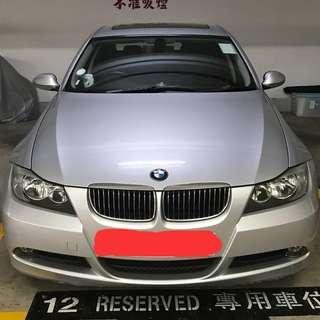 BMW 323I 2006 (馬鞍山睇車)代家人貼文
