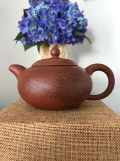 紫砂壶 宫灯 Zisha Teapot