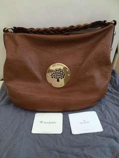 Mulberry Daria Oak hobo shoulder bag