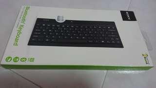 🚚 Sony Bluetooth Keyboard (BKB10)