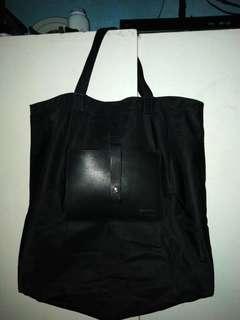 Tumi foldable tote bag