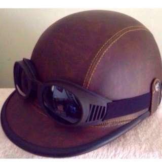 Googgle Helmet