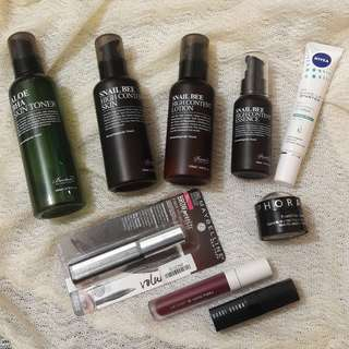 Preloved Make Up & Skin Care (chat untuk harga)