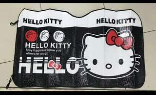 hello kitty sun visor