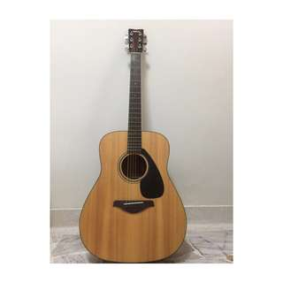 Yamaha FG650MS Acoustic Guitar (Limited Edition)