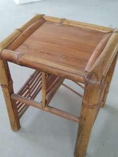 Bamboo Stool cum Baby Chair