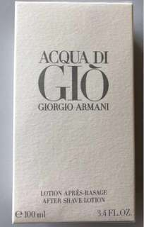 ACQUA DI Gio GIORGIO ARMANI After Shave Lotion