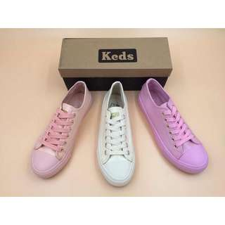 BUY 1 TAKE 1 AUTHENTIC OVERRUNS KEDS LEATHER SHOES