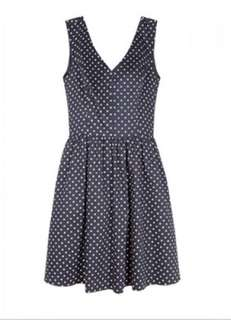 Sinequanone Polka Dot Dress