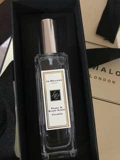 Jo Malone Perfume Peony and Blush Suede