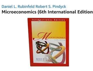 Micro-economics 6th edition