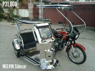 MADE TO ORDER HIGH QUALITY SIDECAR