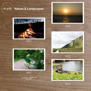 Landscape Photo/Art Prints (available in different sizes)