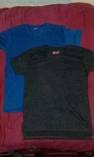 2 Plain Shirts