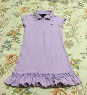 Ralph Lauren Toddler/Kid's Dress