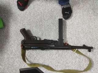 SRC MP40 AEG blow back  airsoft